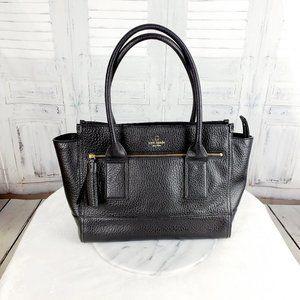 Kate Spade Pebble Satchel/Shoulder Handbag